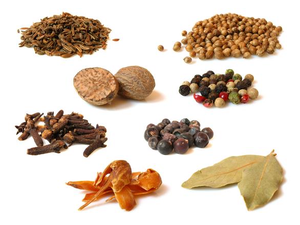 Fűszerek és termékek